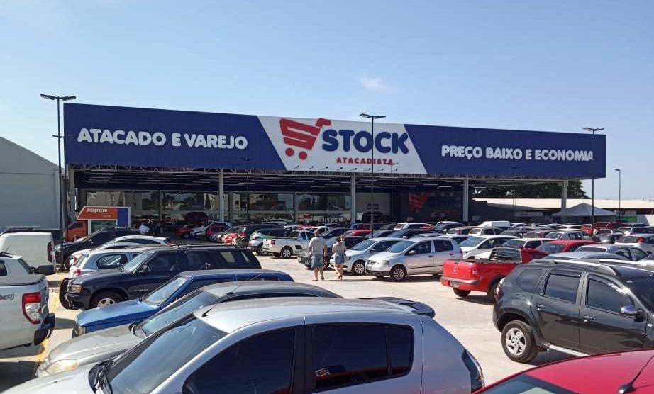 Stock Atacadista inaugura terceira loja em Toledo